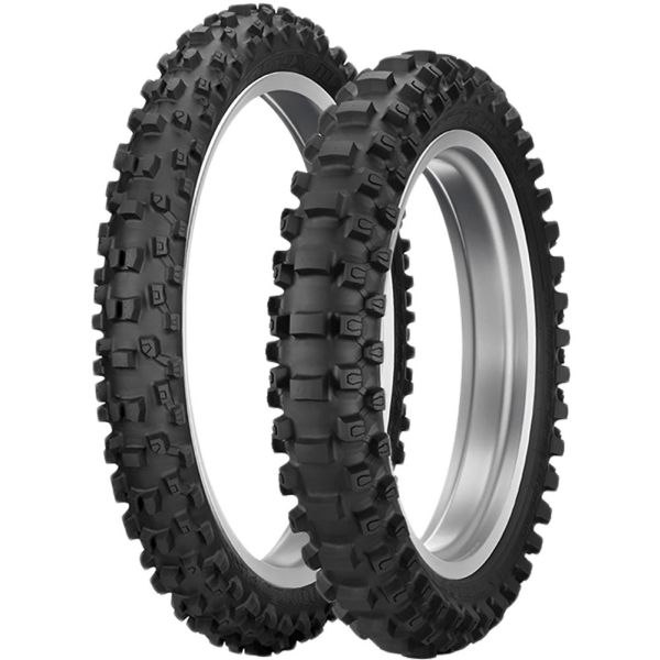 Anvelopa cross/enduro DUNLOP 80/100-12 TT 41M GEOMAX MX33 Spate 0