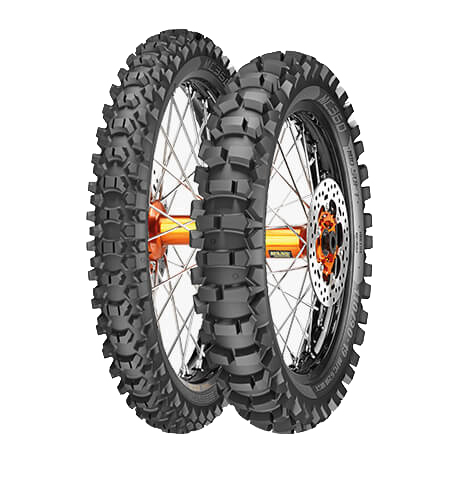Anvelopa cross/enduro METZELER 110/100-18 TT 64M MC360 MID SOFT Spate 0