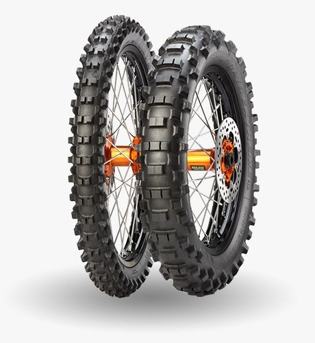 Anvelopa cross/enduro METZELER 140/80-18 (70M) TT MCE 6 DAYS EXTREME, Diagonal 0