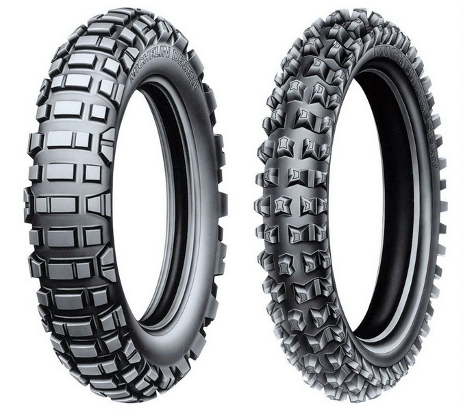 Anvelopa cross/enduro MICHELIN 90/90-21 TT 54R DESERT RACE Fata 0