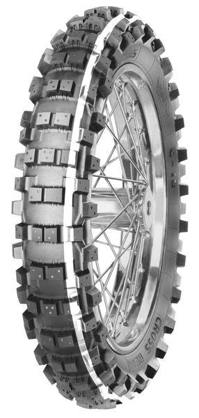 Anvelopa cross/enduro MITAS 110/100-18 TT 64M C16 WINT FRIC WHITE Spate 0