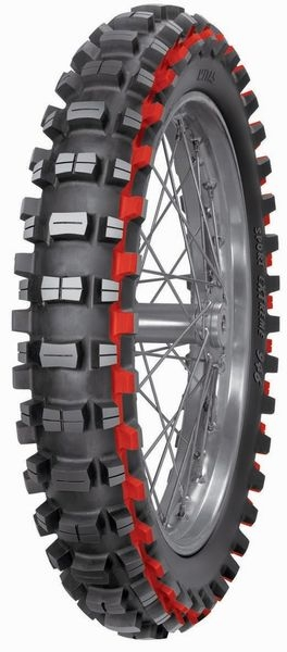 Anvelopa cross/enduro MITAS 120/100-18 (68M) TT XT946 ICE SOFT WHITE NHS, Diagonal 0