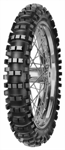 Anvelopa cross/enduro MITAS 120/90-18 (65M) TT C10 ICE SOFT WHITE NHS, Diagonal 0