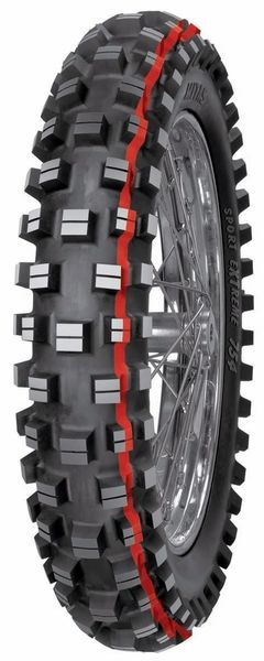 Anvelopa cross/enduro MITAS 120/90-18 (65M) TT XT754 GREEN NHS, Diagonal 0