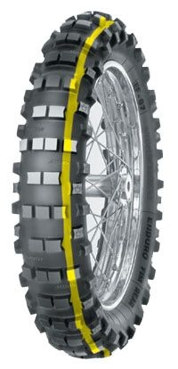 Anvelopa cross/enduro MITAS 140/80-18 (70R) TT EF07 SUPER YELLOW, Diagonal 0