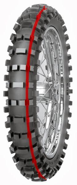Anvelopa cross/enduro MITAS 2.50-10 TT 37J C12 SOFT TERRAIN RED Spate 0