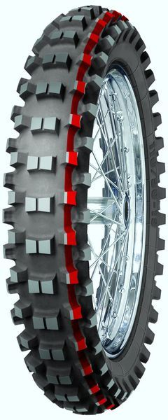 Anvelopa cross/enduro MITAS 80/100-12 TT 50M C20 HARD TERRAIN RED Spate 0