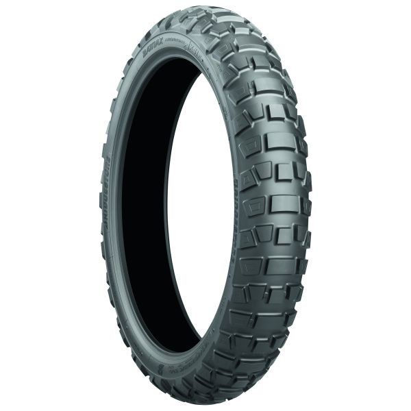 Anvelopa enduro BRIDGESTONE 110/80B19 TL 59Q Battlax Adventurecross AX41 Fata 0