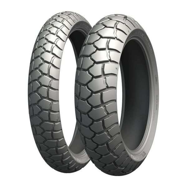 Anvelopa enduro MICHELIN 100/90-19 TL/TT 57V ANAKEE ADVENTURE Fata 0