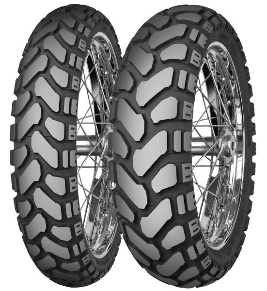 Anvelopa enduro MITAS 150/70B18 TL 70T E-07+ Dakar Spate 0