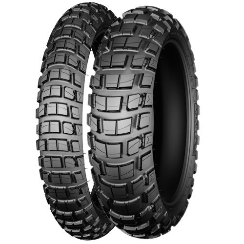 Anvelopa MICHELIN on/off enduro 90/90-21 (54R) TL/TT ANAKEE WILD, Diagonal 0