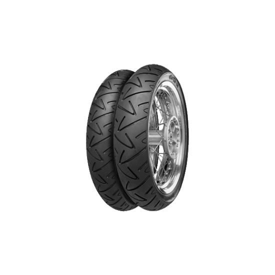 Anvelopa moto asfalt CONTINENTAL 100/80-17 TL 52H ContiTwist SM Fata 0
