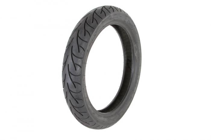 Anvelopa moto asfalt CONTINENTAL 100/90-17 TL 56P ContiGo! Fata/Spate [0]