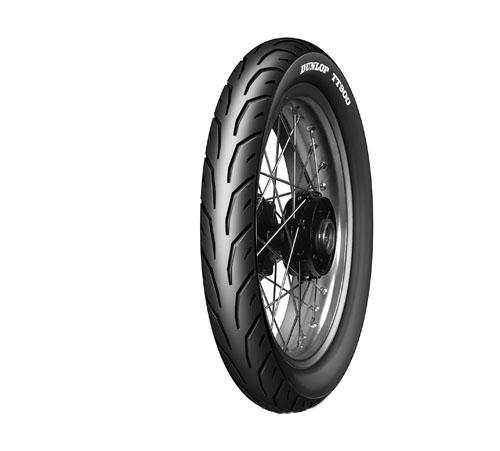 Anvelopa moto asfalt DUNLOP 120/80-14 TT 58P TT900 GP Spate 0