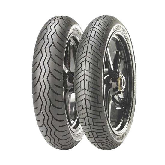 Anvelopa moto asfalt METZELER 100/90-19 TL 57H LASERTEC Fata [0]