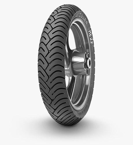 Anvelopa moto asfalt Metzeler Tire 3.00 - 17 50P reinf ME 22 Fata / Spate 0