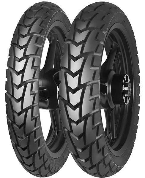 Anvelopa moto asfalt MITAS 100/80-17 TL 52R MC-32 Fata 0