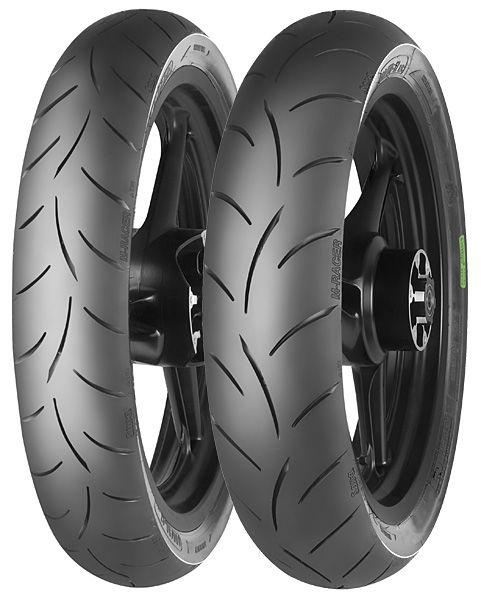 Anvelopa moto asfalt MITAS 120/90-18 TL 65H MC50 M RACER Spate 0