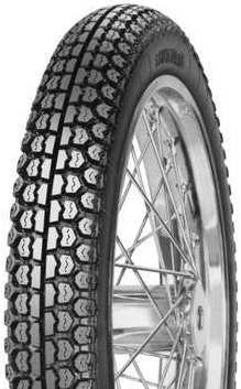 Anvelopa moto asfalt MITAS 3.25-18 TT 59P H03 Fata 0