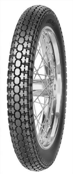Anvelopa moto asfalt MITAS 4.00-19 TT 71P H02 Spate 0
