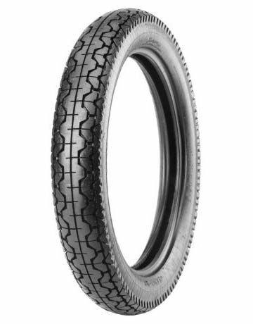 Anvelopa moto asfalt MITAS 4.00-18 TT 64S H06 Spate 0