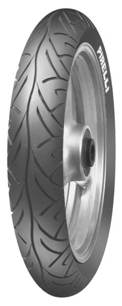 Anvelopa moto asfalt PIRELLI 100/80-17 TL 52H SPORT DEMON Fata 0