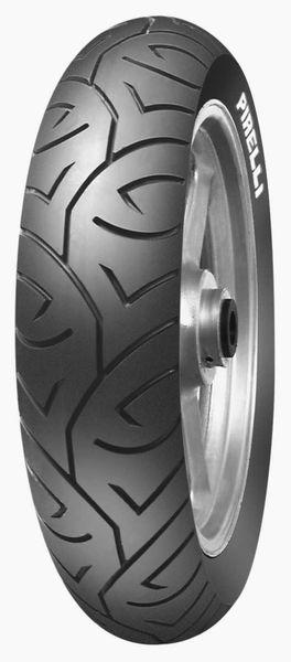 Anvelopa moto asfalt PIRELLI 2.50-17 TT 43P CITY DEMON Spate 0