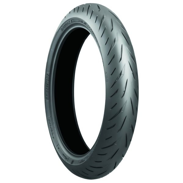Anvelopa moto asfalt Sports tyre BRIDGESTONE 120/70R17 TL 58W Battlax Hypersport S22 Fata 0