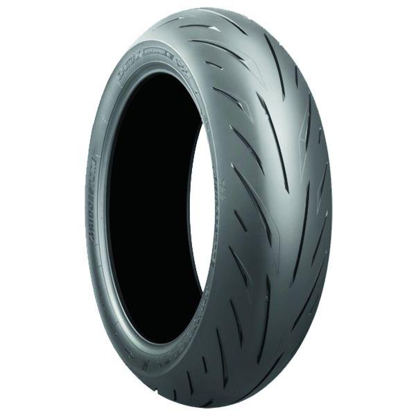 Anvelopa moto asfalt Sports tyre BRIDGESTONE 190/55R17 TL 75W Battlax Hypersport S22 Spate 0