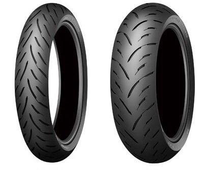 Anvelopa moto asfalt Sports tyre DUNLOP 110/70R17 TL 54H GPR300 Fata 0