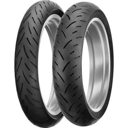 Anvelopa moto asfalt Sports tyre DUNLOP 120/70ZR17 TL 58W GPR300 Fata 0