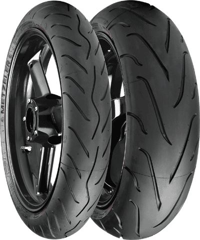 Anvelopa moto asfalt Sports tyre METZELER 160/60ZR17 TL 69W SPORTEC M3 Spate 0