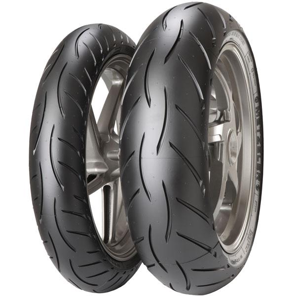 Anvelopa moto asfalt Sports tyre METZELER 160/60ZR17 TL 69W SPORTEC M5 INTERACT Spate 0