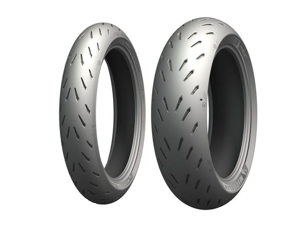 Anvelopa moto asfalt Sports tyre MICHELIN 150/60ZR17 TL 66W POWER RS Spate 0