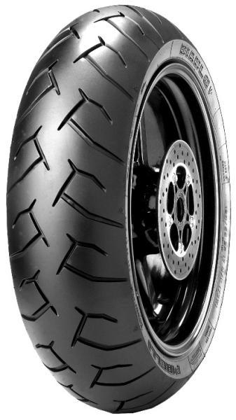 Anvelopa moto asfalt Sports tyre PIRELLI 190/50ZR17 TL 73W DIABLO Spate 0