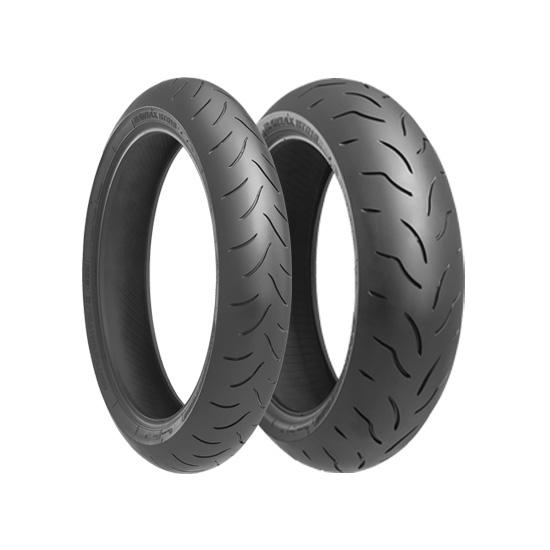 Anvelopa moto asfalt 190/55R17 75W TL Bridgestone BT 016R PRO (4263) 0