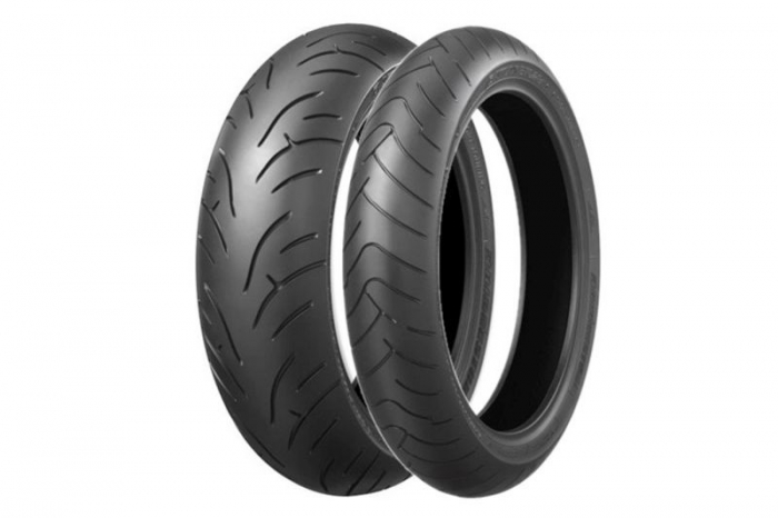 Anvelopa moto asfalt 150/70ZR17 69W TL Bridgestone BT 023 R (3435) 0