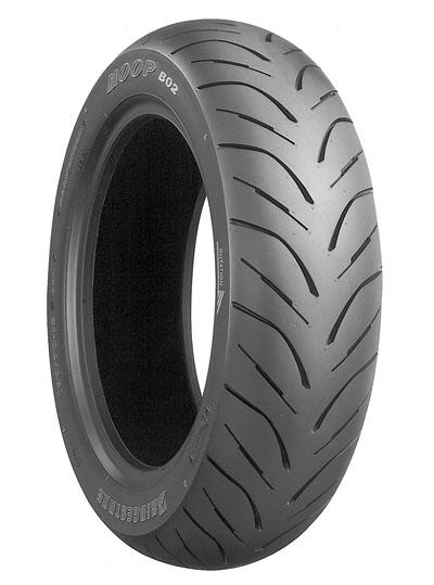 Anvelopa scuter Bridgestone Tire scooters 150/70-14 66 S TL H02 PRO (78696) 0