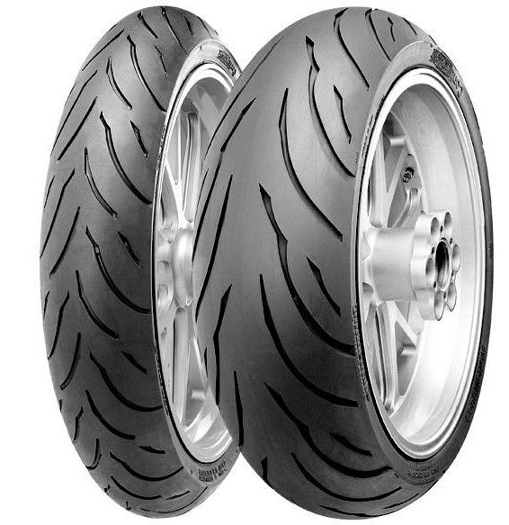 Anvelopa moto CONTINENTAL 140/70ZR17 TL 66W ContiMotion M Spate 0