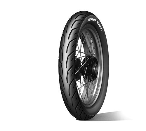 Anvelopa moto DUNLOP 2,50-17 TT P - <150 km/h LI=43 TT900 Fata/Spate 0