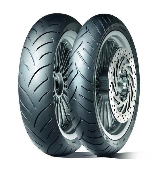 Anvelopa scuter DUNLOP 130/70-12 TL 62S SCOOTSMART Spate 0