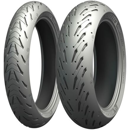 Anvelopa moto MICHELIN 110/70ZR17 TL 54W ROAD 5 Fata 0