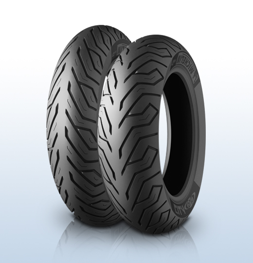 Anvelopa scuter MICHELIN 90/80-16 TL 51S CITY GRIP (ranforsata) Fata 0