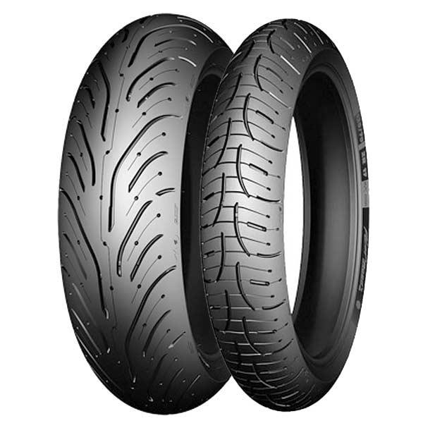 Anvelopa moto MICHELIN 190/55ZR17 TL W - <270 km/h LI=75 PILOT ROAD 4 Spate 0