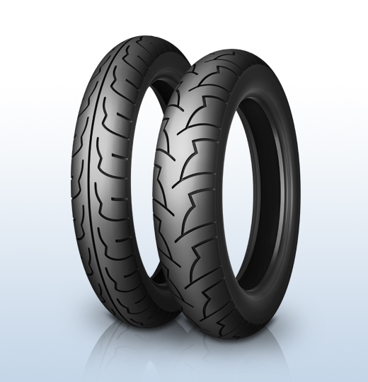 Anvelopa moto asfalt MICHELIN 130/80-17 TL/TT 65H PILOT ACTIV Spate 0