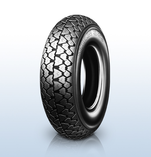 Anvelopa moto MICHELIN 3,50-8 TT J - <100 km/h LI=46 S83 Fata/Spate 0