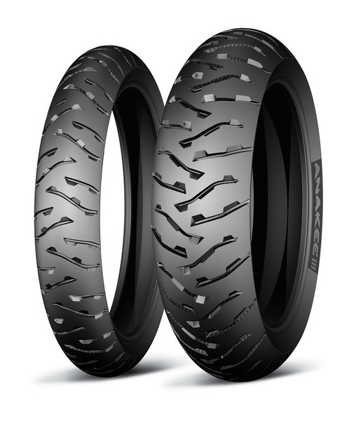 Anvelopa on/off enduro MICHELIN 110/80R19 (59V) TL/TT ANAKEE 3, Radial 0