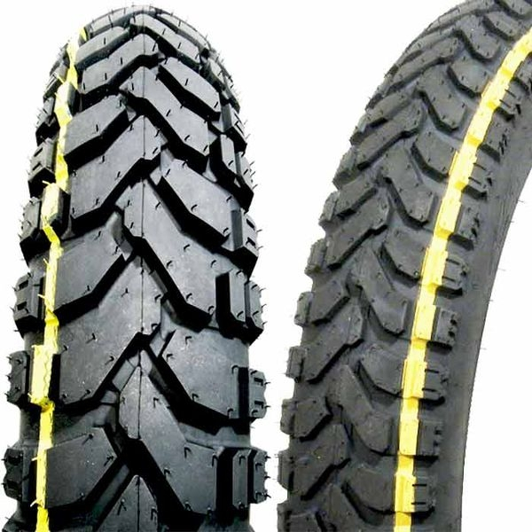 Anvelopa on/off enduro MITAS 110/80-19 (59T) TL E07 DAKAR YELLOW, Diagonal 0