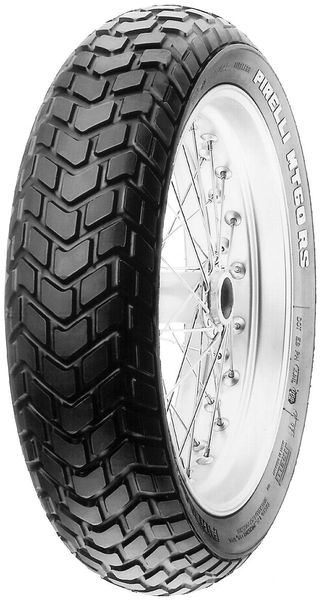 Anvelopa on/off enduro PIRELLI 110/80R18 (58H) TL MT60 RS, Radial 0