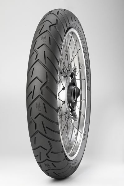Anvelopa on/off enduro PIRELLI 120/70ZR17 (58W) TL SCORPION TRAIL II, Radial 0